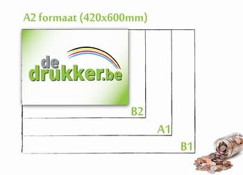A2 affiches - OFFSET DRUK