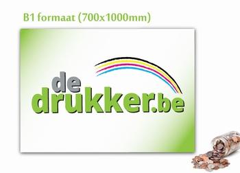 B1 affiches - OFFSET DRUK