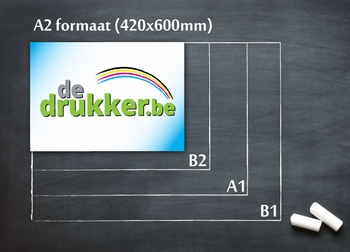 A2 affiches - DIGITALE DRUK