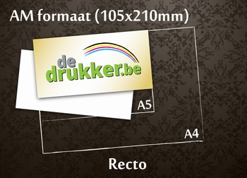 Flyer AM - 300gr DIGITAAL - R