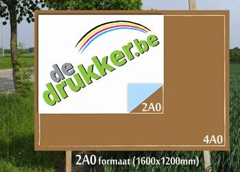 2A0 XXL-Affiche - DIGITALE DRUK