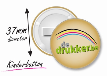 Kinderbutton 37mm