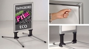 Eco Swingbord vanaf B2 (50x70cm) waterdicht